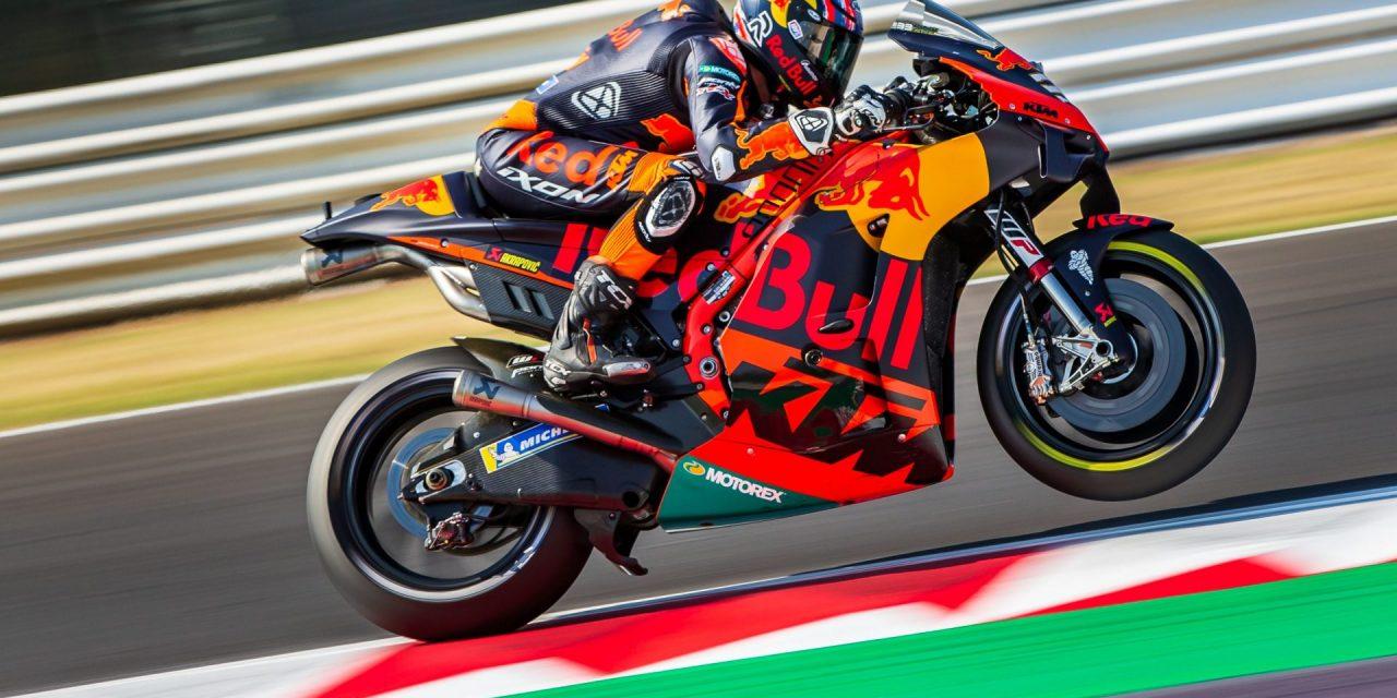 KTM to vie for MotoGP glory until 2026