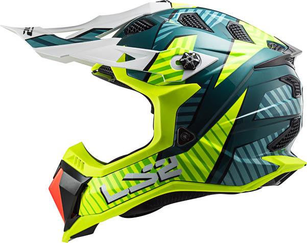 LS2's MX700 Subverter Evo gets updated shell and seven new colour schemes
