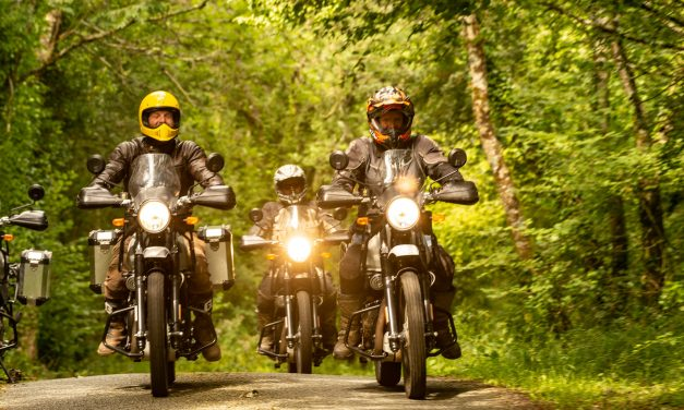 Royal Enfield announces new partnership with Superior Motorcycle Experiences