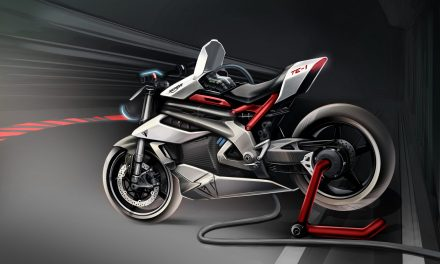 PROJECT TRIUMPH TE-1 – CREATING UK ELECTRIC MOTORCYCLE CAPABILITY