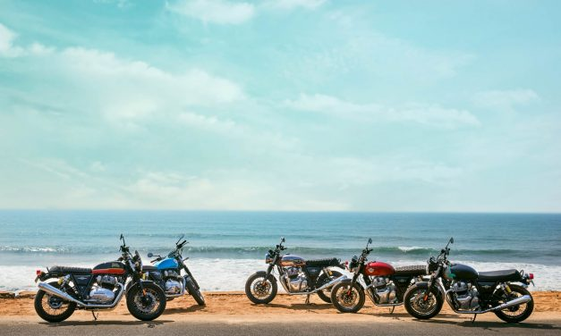 ROYAL ENFIELD LAUNCHES NEW COLOURWAYS FOR EURO 5 TWIN 650 MOTORCYCLES