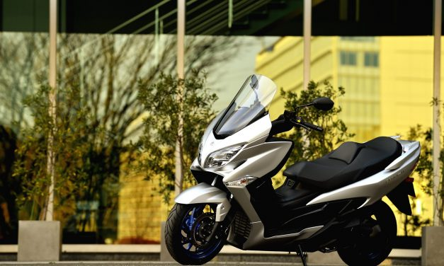 Suzuki announces update to Burgman 400
