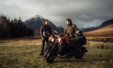 SCOTLAND'S NC500: AN EPIC, ELECTRIC EXPEDITION WITH H-D