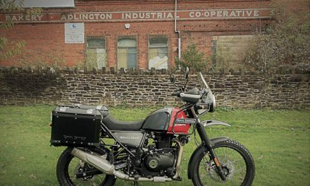 Himalayan Adventure Edition: Perfect for winter adventures both at home and further afield