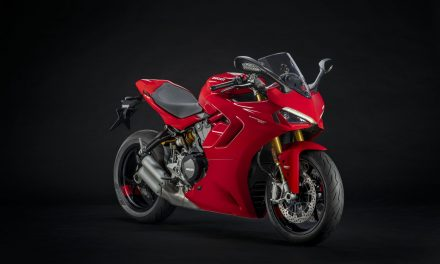 Production of new ducati SuperSport 950 underway
