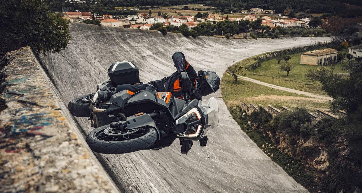 GROUNDBREAKING, rider-focused KTM 1290 Super Adventure S