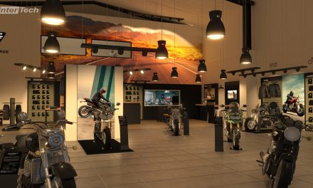 SPRING OPENING FOR NEW TRIUMPH DEALERSHIP IN DORSET