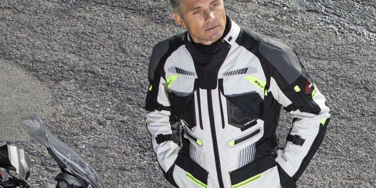 Weise Summit jacket offers peak performance