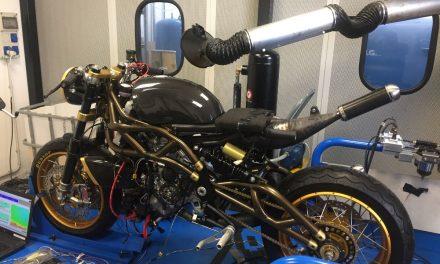 Langen Motorcycles Two Stroke update