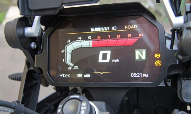 Stop BMW TFT Screen Thefts