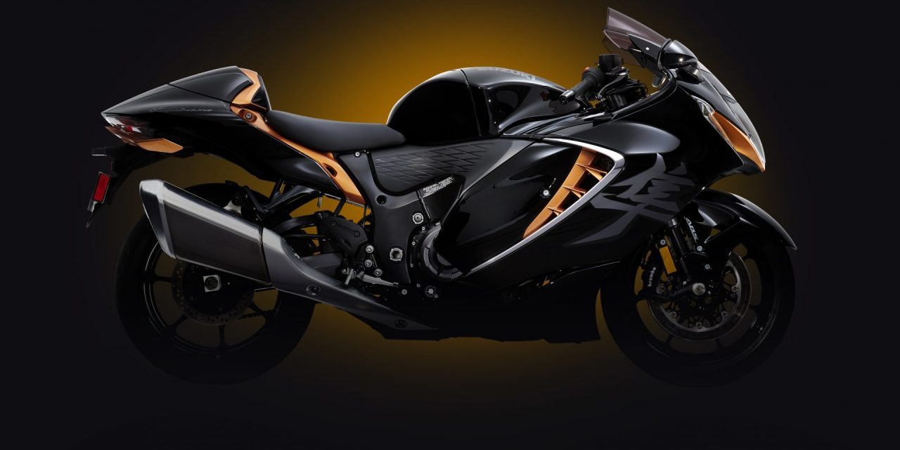 'Busa's back – Suzuki reveals new Hayabusa – EXCITING OR WHAt!