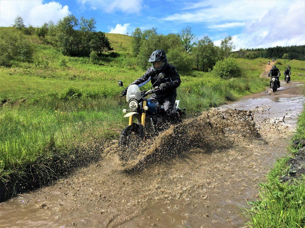 Triumph Riding Experience