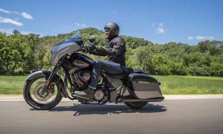 Indian Motorcycle's 2021 Chieftain Elite Combines Unmatched Power With Bold, Custom-Inspired Styling