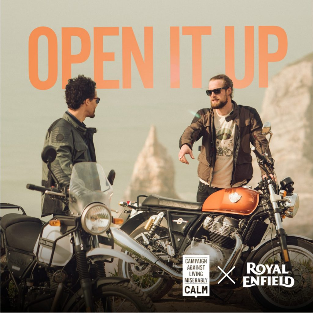 Royal Enfield and CALM