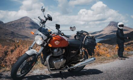 Bikerbnb's The Highland Scramble Partners with Royal Enfield for epic SCottish adventures