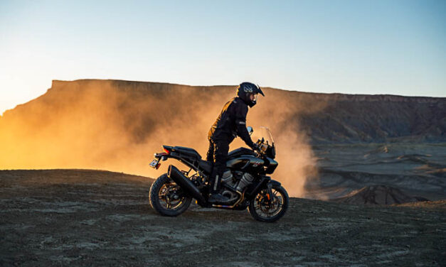 Make a date for The Experience Tour with H-D!